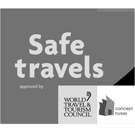 logo Safe Travels